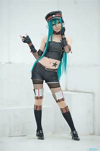 90 best images about Hatsune Miku Cosplay on Pinterest