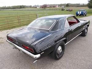1969 Chevrolet Camaro Copo Zl1 Replica  Black  Alum 427