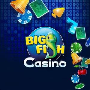 Big Fish Casino – Free Vegas Slot Machines & Games