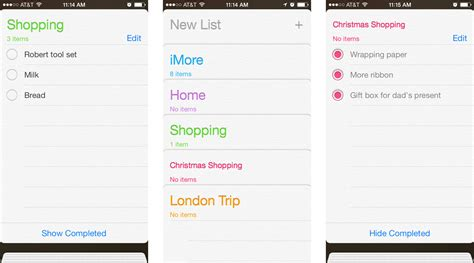 reminder app for iphone best shopping and grocery list apps for iphone pushpins