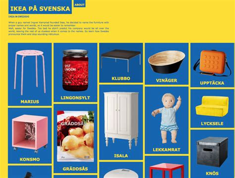 Ikea In Swedish, A Pronunciation Guide For Ikea Product Names