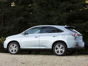 Lexus RX 450h 2010 Picture 51 Of 110