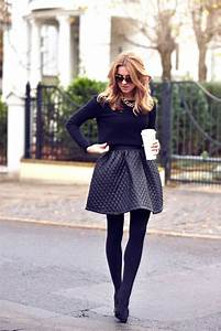 More Style Suggestions for your Classic Black Sweater u2013 Glam Radar
