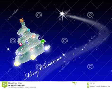 merry christmas space stock photography image