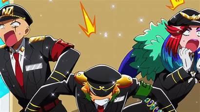 Nanbaka Anime Reader Guard Guards Wattpad Hajime