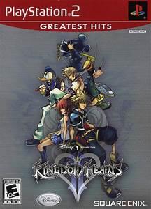 Kingdom Hearts Ii Box Shot For Playstation 2 Gamefaqs