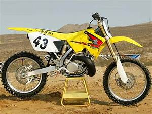 2005 Rm 250  With Images