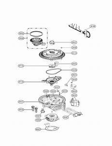 Lg Lds5040ww Dishwasher Parts