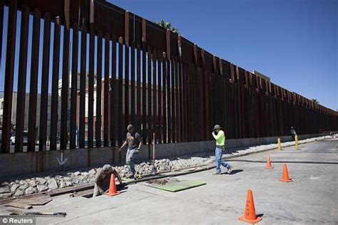 Trump Mexico Border Wall