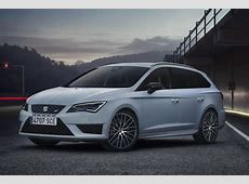 2015 Seat Leon ST Cupra is a Real Wolf In Sheep's Clothing