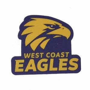 West Coast Eagles Logo Air Freshener