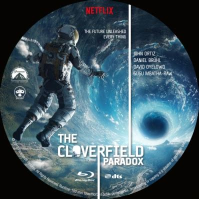 cloverfield paradox dvd covers labels  covercity