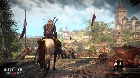 witcher  coming  nintendo switch