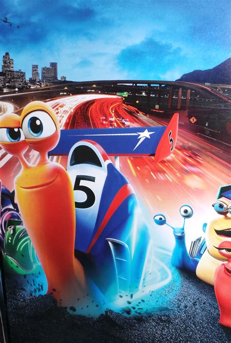 Turbo - Film Review - Everywhere