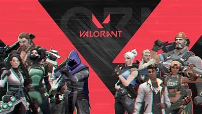 Valorant Desktop Wallpapers Backgrounds Fanart Wfh Fam