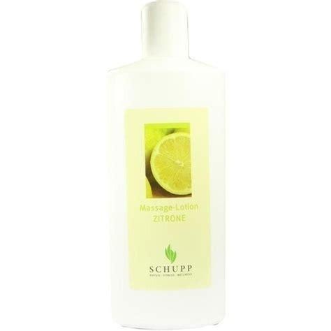 Massage Lotion Zitrone (1000 ML) Preisvergleich