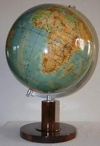 Globus Als Lampe : globus p oestergaard felix lampe c luther columbus erdglobus ca 1950 catawiki ~ Markanthonyermac.com Haus und Dekorationen