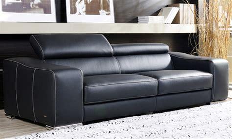 canapé cuir noir pas cher comment acheter un canapé cuir noir pas cher canapé
