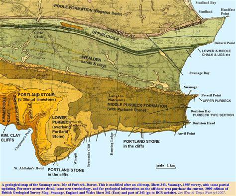 St Aldhelms Head Jurassic Coast Dorset Geology By