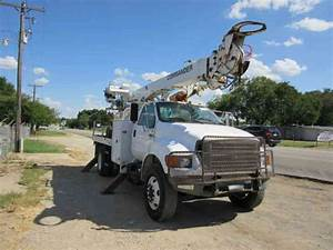 Ford F750 Sd  2002    Utility    Service Trucks