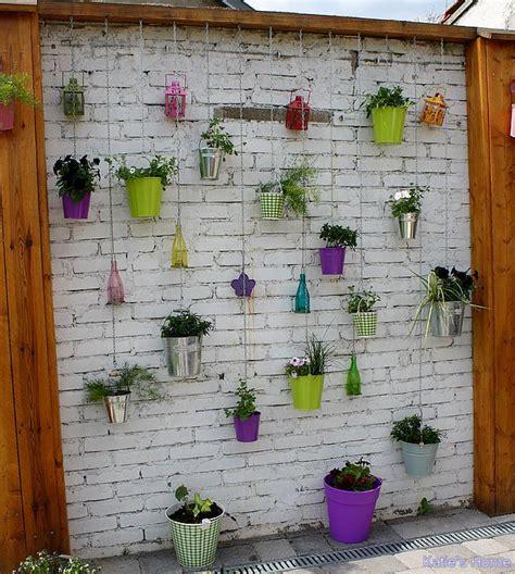 faire un mur vegetal exterieur soi meme quelques liens utiles