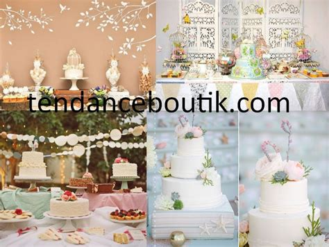gateau de mariage original et idee decoration table gateau mariage tendance boutik