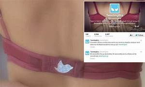fitness first australia the bra that tweets reminds twitter followers