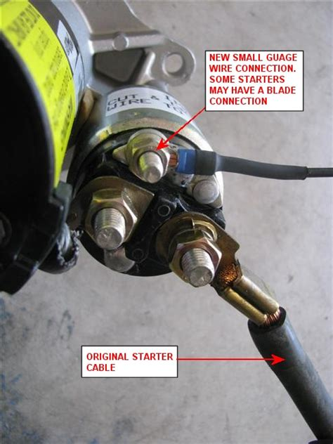 New Gear Reduction Starter Install Classicbroncos Forums