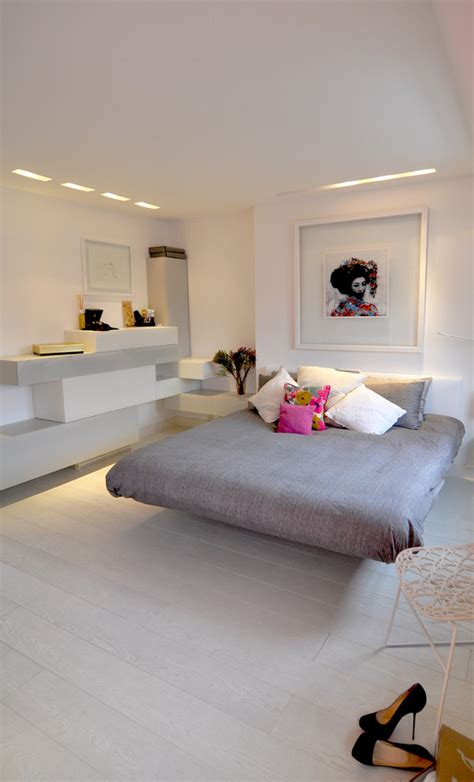 sleek contemporary bedroom designs    home