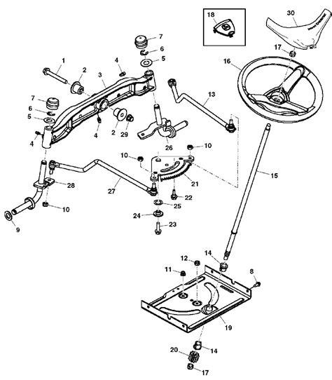 Starter Wiring Removal Riding Mower John Start Manual