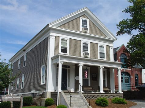 Worcester's Greek Revival