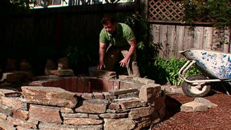 beautiful outdoor fireplaces  fire pits diy