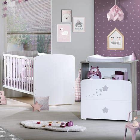ensemble chambre bébé pack promo ensemble lit bébé évolutif 140x70 commode à