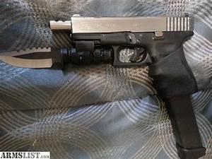 ARMSLIST - For Sale: CUSTOM 9mm/40cal. GLOCK 23c 40cal ...