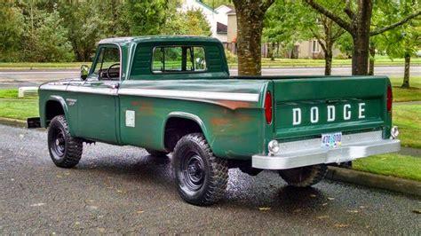 dodge power wagon   sale  cars