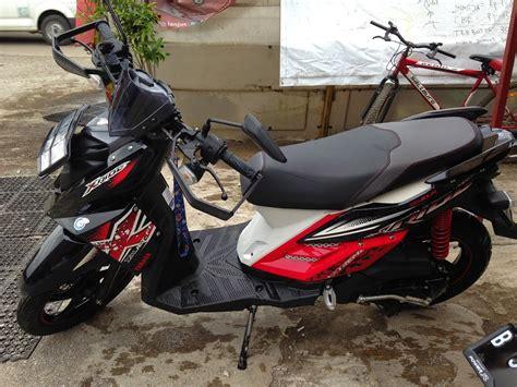 Yamaha X Ride Modifikasi by Gambar Modifikasi Yamaha X Ride Special Edition Warna