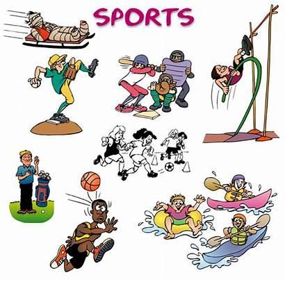 Sports Cartoon Clipart Clip Cartoons Cartoonworks Ron