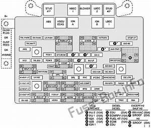 Bmw E65 Fuse Box Diagram 2001