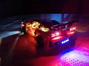 Light Kit For Chevrolet Corvette Zr1 42093