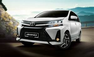 Updated 2019 Toyota Avanza Launched - From Rm80 888