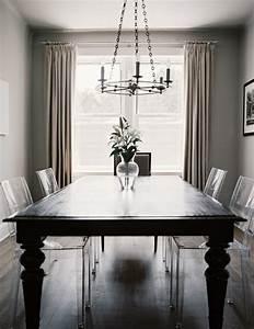 La salle a manger parfaite frenchy fancy for Deco cuisine avec chaise de salle a manger en cuir noir