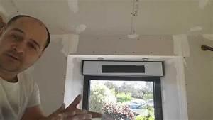 Comment Faire Des Bandes De Placo : comment faire de bonne embrasures placo youtube ~ Dailycaller-alerts.com Idées de Décoration