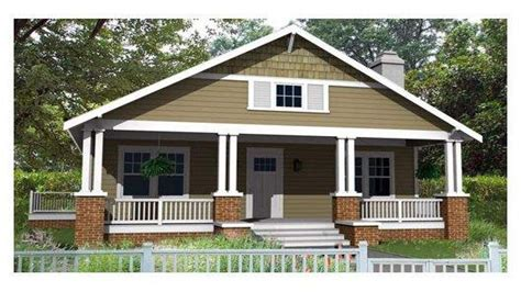 small bungalow house plan philippines small  bedroom house plans bungalow house