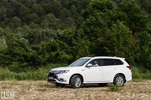 Photo Mitsubishi Outlander  Exterieur Ann U00e9e  2019