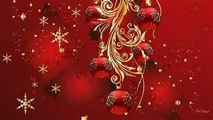 Glitter Christmas Wallpapers