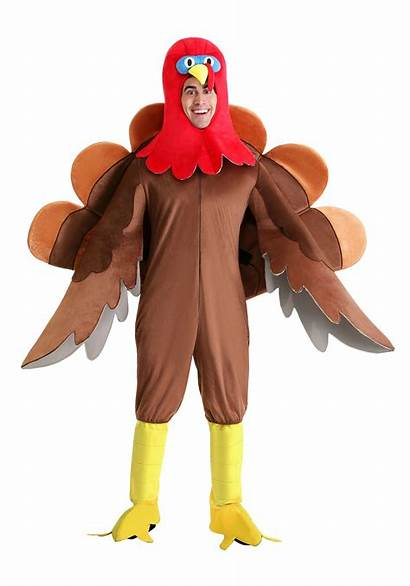 Turkey Costume Adult Thanksgiving Adults Wild Costumes