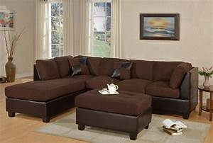 Microfiber Sectional Sofas Big Lots   Home Ideas