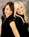 Cameron Diaz and her sister Chimene … | Celebrity siblings ...