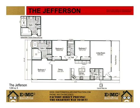 cape cod style homes plans the jefferson einstein modular constuction