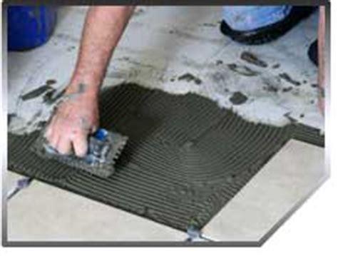 ceramic floor tile installation repair  nj